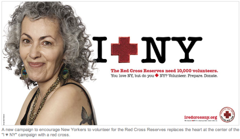I Red Cross New York